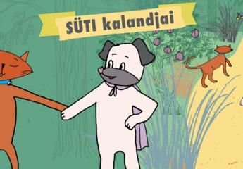 Süti, the dog